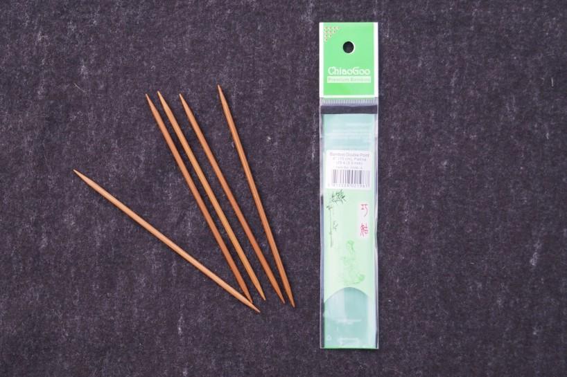 Nadelspiel Bambus Patina