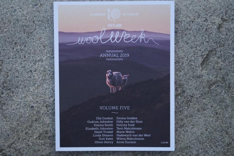 Shetland Woolweek Annual 2019